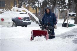 Nhiều thành phố Mỹ trải qua giá lạnh kỷ lục