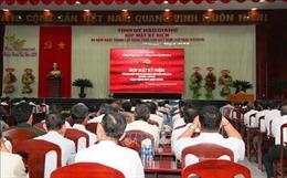 Họp mặt Kỷ niệm 89 năm Ngày thành lập Đảng