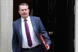 Anh chỉ trích EU 'vô trách nhiệm' nếu từ chối thảo luận lại thỏa thuận về Brexit