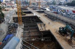 Tăng tốc xây dựng tuyến metro số 1 Bến Thành - Suối Tiên