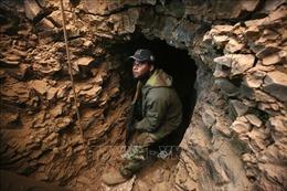 Iraq phá hủy 11 đường hầm xuyên sang biên giới Syria