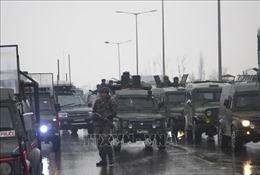 37 nhân viên an ninh thiệt mạng trong vụ tấn công đẫm máu tại Ấn Độ