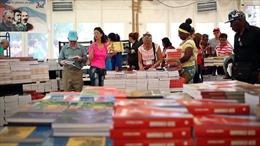 Việt Nam tham dự Hội chợ sách Quốc tế La Habana lần thứ 28