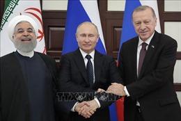 Nga - Iran - Thổ Nhĩ Kỳ ấn định thời điểm hội nghị thượng đỉnh ba bên