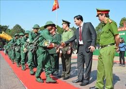 Đắk Lắk hoàn thành chỉ tiêu tuyển quân được giao