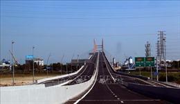 Nhiều ô tô bị ném đá vỡ kính trên cao tốc Hạ Long - Hải Phòng