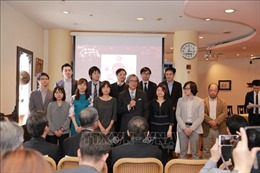 Tăng cường tình đoàn kết giữa các hội nhóm người Việt tại Nhật Bản