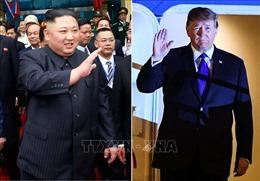 Tổng thống Donald Trump: Mỹ và Triều Tiên sẽ nỗ lực hết sức tìm giải pháp phi hạt nhân hóa
