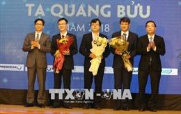 Công bố 6 đề cử xét tặng Giải thưởng Tạ Quang Bửu năm 2019