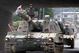 Hàn Quốc, Mỹ bắt đầu cuộc tập trận Dong Maeng