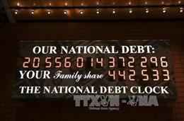 Bộ Tài chính Mỹ áp dụng biện pháp đặc biệt tránh vi phạm giới hạn nợ công