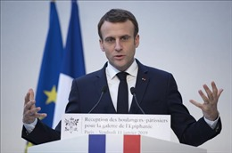 Tổng thống Pháp đề xuất nhiều ý tưởng cải cách tại EU