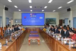 Việt Nam, Campuchia tăng cường hợp tác trên lĩnh vực thông tin truyền thông
