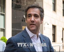 Cựu luật sư M.Cohen kiện tập đoàn bất động sản của Tổng thống Donald Trump