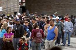 Chính quyền Mỹ chuẩn bị nhà ở cho 5.000 trẻ nhập cư không có thân nhân