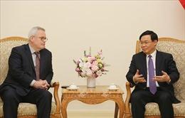 Thúc đẩy quan hệ thương mại Việt Nam- Hoa Kỳ