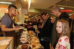 Lễ hội Ẩm thực đường phố Việt Nam tại Moskva