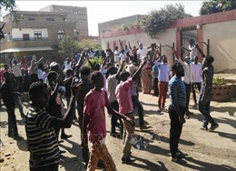 Sudan rút ngắn thời gian ban bố tình trạng khẩn cấp