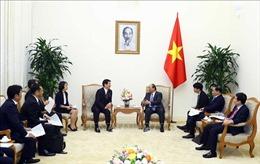 Thủ tướng Nguyễn Xuân Phúc: Quan hệ Việt Nam - Nhật Bản phát triển mạnh mẽ và toàn diện