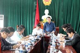 Lâm Đồng tăng cường kiểm soát vận chuyển gia súc và cơ sở giết mổ