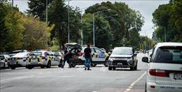Địa điểm tình nghi liên có liên hệ với vụ xả súng ở New Zealand