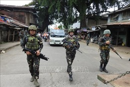 Philippines tăng cường chiến dịch tiêu diệt khủng bố ở miền Nam