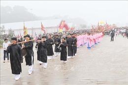 Khai mạc Lễ hội Tây Thiên Xuân Kỷ Hợi 2019