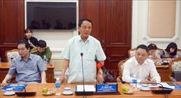 TP Hồ Chí Minh muốn có quy chuẩn phòng cháy chữa cháy đặc thù