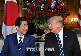 Triều Tiên và thương mại là trọng tâm của cuộc gặp thượng đỉnh Mỹ - Nhật