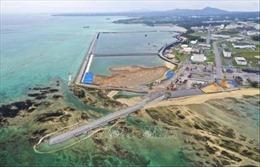 Nhật Bản đẩy nhanh dự án di dời căn cứ không quân Mỹ ở Okinawa