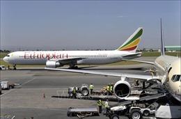 Ethiopian Airlines cam kết hợp tác với các nhà điều tra quốc tế về vụ tai nạn máy bay