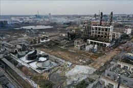 Nổ nhà máy hóa chất ở Trung Quốc: Bắt đầu khắc phục hậu quả môi trường