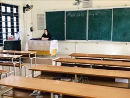 Chỉ 32% học sinh Trường THPT Tiên Yên (Quảng Ninh) trở lại trường
