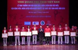 Tôn vinh những tấm gương tiêu biểu, xuất sắc của Thể thao Việt Nam