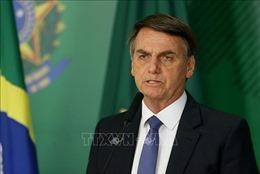 Tổng thống Brazil Bolsonaro thăm Israel thúc đẩy hợp tác