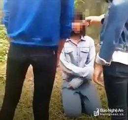 Thông tin chính thức về nữ sinh bị nhóm bạn đánh hội đồng ở Nghệ An