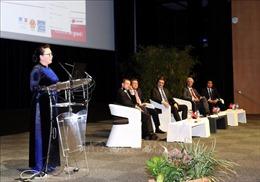 Bế mạc Hội nghị hợp tác giữa các địa phương Việt Nam - Pháp lần thứ 11