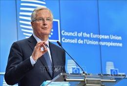 EU hoan nghênh đàm phán liên đảng ở Anh nhằm tìm giải pháp cho Brexit