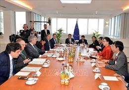 Quan hệ giữa Quốc hội Việt Nam và EP phát triển tốt đẹp