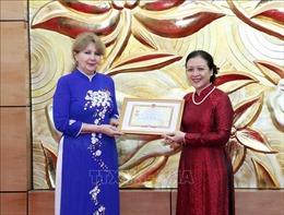 Thúc đẩy quan hệ hữu nghị hợp tác giữa nhân dân hai nước Việt Nam-Armenia