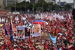 Venezuela: Chính phủ và phe đối lập cùng tổ chức biểu tình trên cả nước