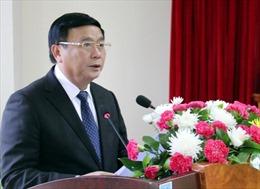 Đoàn Tiểu ban Văn kiện Đại hội XIII làm việc tại Bộ Tài nguyên và Môi trường