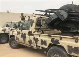 Giao tranh vẫn diễn ra ác liệt ở phía Nam Tripoli, Libya