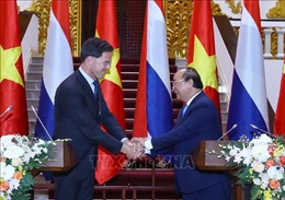 Toàn văn Tuyên bố chung Việt Nam - Hà Lan