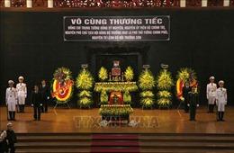 Lời cảm ơn của Ban Lễ tang và gia đình Trung tướng Đồng Sỹ Nguyên