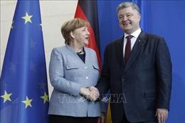 Đức, Pháp, Ukraine hoan nghênh Nga tham gia tiến trình chính trị tại Donbass
