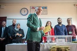 Đảng AKP chính thức đề nghị tổ chức bầu cử lại tại Istanbul