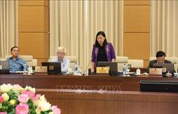 Phiên họp thứ 33, Ủy ban Thường vụ Quốc hội: Cho ý kiến về dự án Luật Xuất cảnh, nhập cảnh