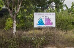 Nguy cơ cháy rừng rất cao tại nhiều địa phương