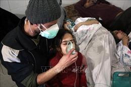Syria cáo buộc phe nổi dậy chuẩn bị phát động một vụ tấn công hóa học ở Idlib